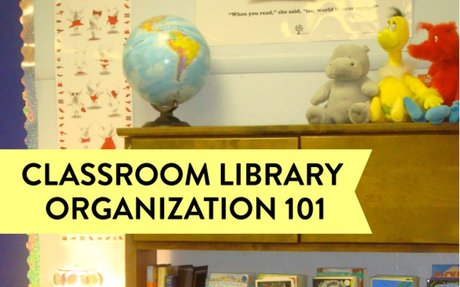 C. Jayne Teach – Blog —   — Throwback Thursday: Classroom Library Organization 101