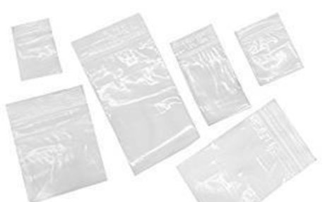 Amazon.com: 600 ZIPLOCK BAGS 6 ASSORTED SIZES CLEAR 2MIL BAGGIES 1.5x2 2x2 2x3 3x3 3x4 3x5