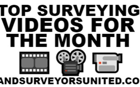 Top Land Surveying Videos this Month