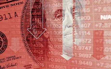 Stocks suffer worst week since February freakout