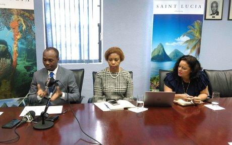 Saint Lucia second fastest growing Caribbean tourist destination | The St. Lucia STAR