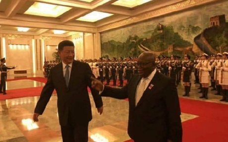 China's Xi promises Africa $60billion