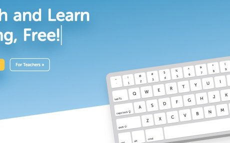Learn to Type | Free Typing Tutor - Typing.com