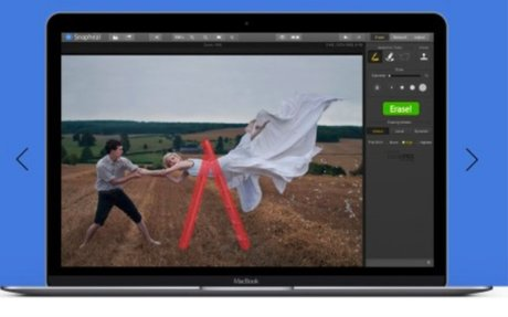 Snapheal: Remove Object from Photo