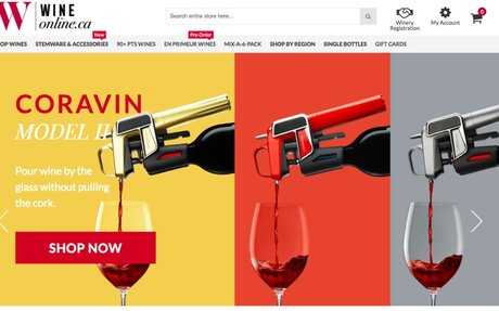 WineOnline Continues to See Exceptional Ecommerce Growth