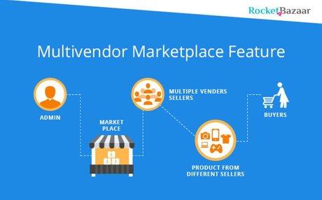 Rocket Bazaar Marketplace Solution
