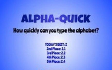 Alpha-Quick