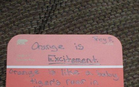 Orange Example