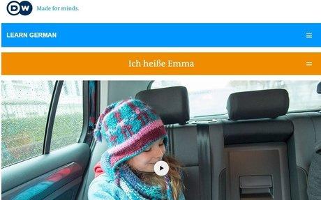 Ich heiße Emma | Beginners | DW Learn German
