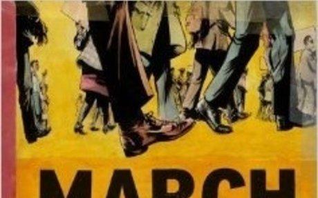 March (comics) - Wikipedia