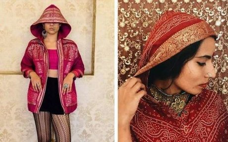 These Ghunghat Hoodies Are The Ultimate Fashion Must-Have - LBB | DailyHunt