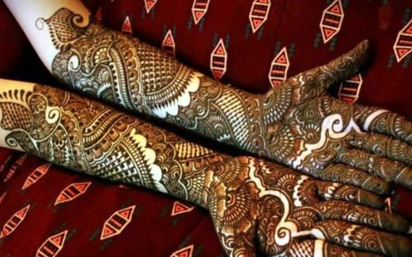 Top 10 Bridal Mehndi Designs -{ Latest Mehndi Designs Image}