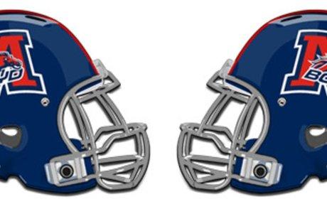 JV Football vs Lewisville
