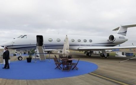 The Glut of Private Jets Means  'Insane' Bargains for Buyers