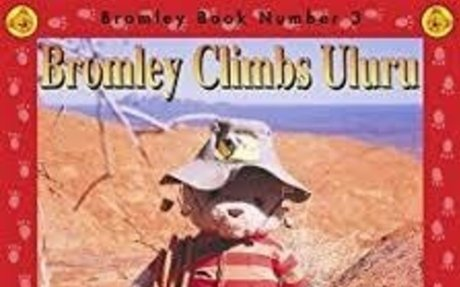 Uluru concern over children's book