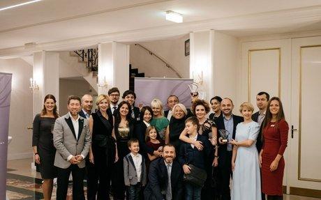 Gutmann Bank Award: поздравляем победителей!   FBN Ukraine