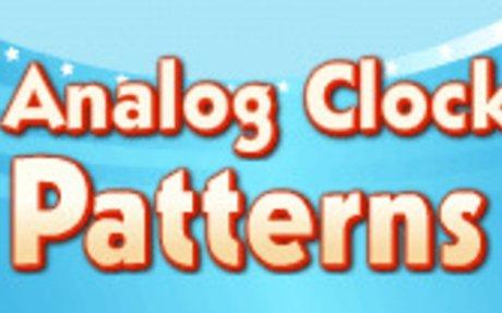 Analog Clock Missing Times | Telling Time Game