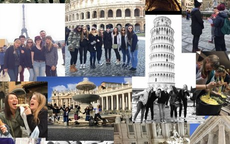 Europe Trip 2018