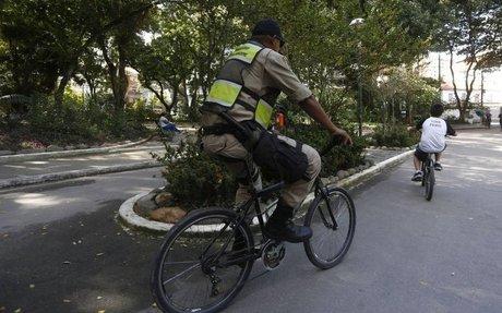Falta de manutenção de bicicletas em Niterói faz ciclopatrulhamento se restringir ao Campo