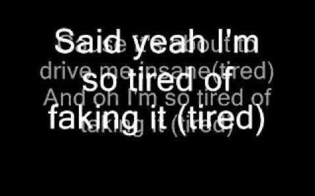 Kelly Price Tired Lyrics