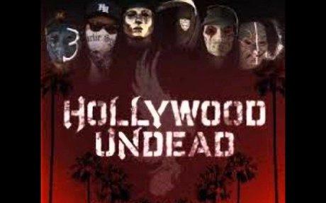 Hollywood Undead: Bullet [CLEAN]