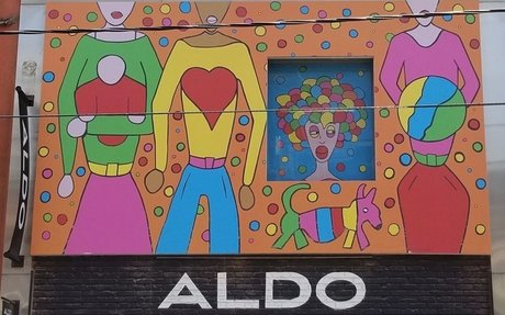 Aldo Launches 'Localized' One-of-a-Kind Store Concept