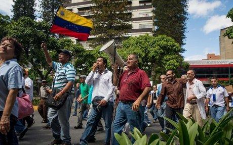 Venezuela, el país americano con más «esclavitud moderna».