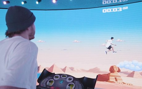 BRAND HIGHLIGHTS // W&K Creates Immersive In-Store Experience for Nike's New Shoes