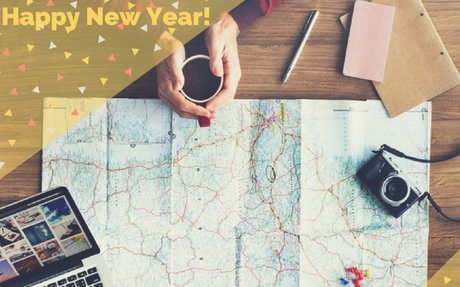 Unique New Years Resolutions for Travelers
