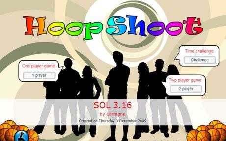 SOL 3.16 - HoopShoot from ContentGenerator.net