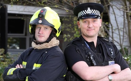 On call firefighters qualify as special constables