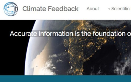 Climate Feedback: in depth analyses of the scientific credibility of climate reporting