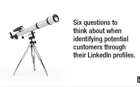 6 Actionable Insights Found in a Sales Prospect's LinkedIn Profile #SocialSelling