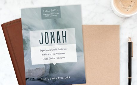 6 Week Jonah Bible Study