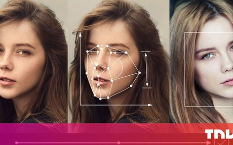 Facial recognition to fight human trafficking