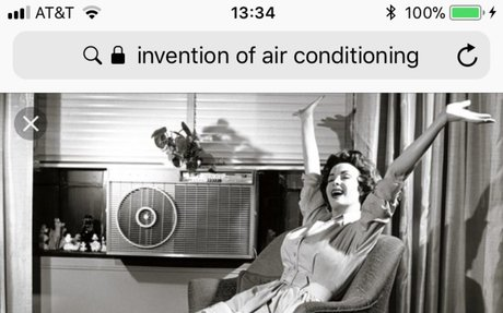 4.) Air Conditioning