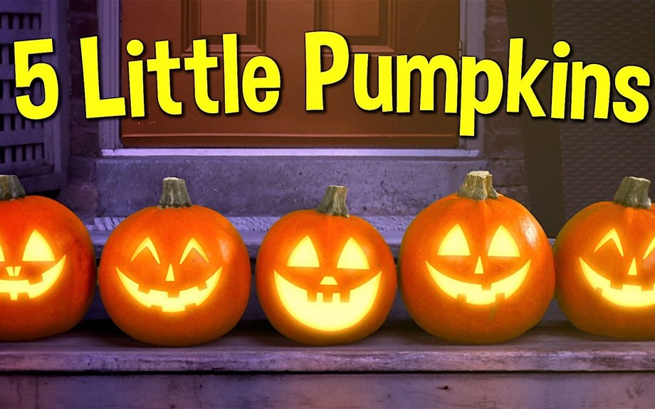 Five Little Pumpkins + More | Counting Songs & Nursery Rhymes | Super Simple Songs
