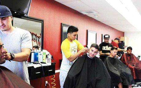 Major League Barbers - Anaheim, CA