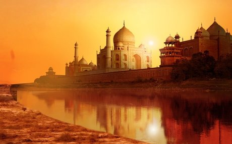 I'm born in India and it's history and culture is something I'm fascinated with