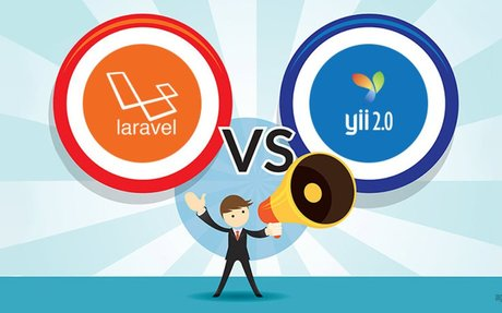 PHP Frameworks Comparison: Laravel vs Yii2