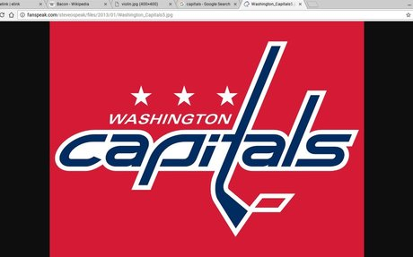 Official Washington Capitals Website