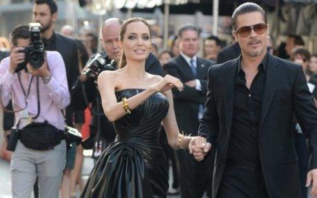 Angelina Jolie Weight Loss Continues, Brad Pitt 'Career War' Intensives As Divorce Rumors