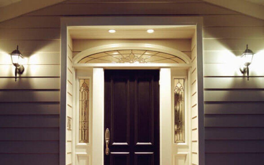 Sunmica Plywood Door Design