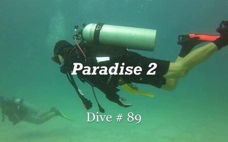 Dive # 89 : Paradise 2 - Mabul Island, Sabah