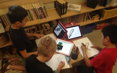 Digital Portfolios . . . Making the Learning Visible
