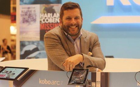 Rakuten Kobo CEO Discusses Tolino, Shelfie and Kobo Plus