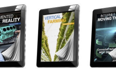 Mouser Electronics Publishes E-books on Revolutionary Technology as Part of Popular Shapin