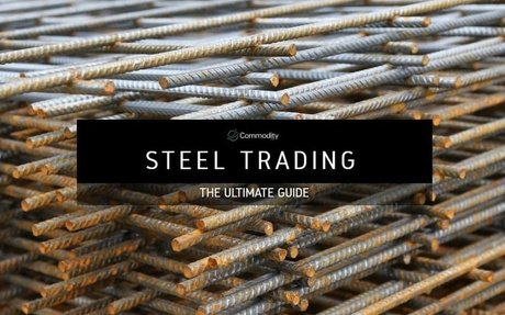 Steel: Learn How To Trade It at Commodity.com