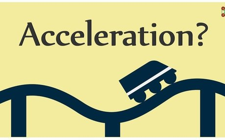 Physics - What is Acceleration?