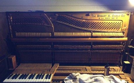 Adventures in Piano Building